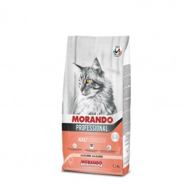 MORANDO CAT STERILIZED KG 1,5