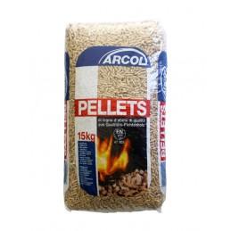 PELLET ARCOL ENPLUS A1 15 KG